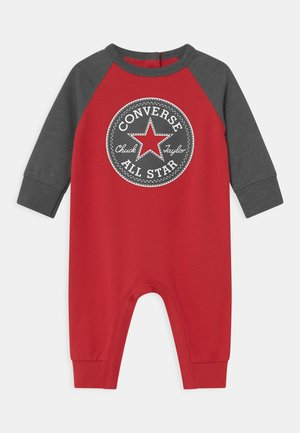 ONE STAR UNISEX - Jumpsuit - enamel red