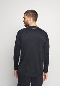 Under Armour - Camiseta de deporte - black - 2