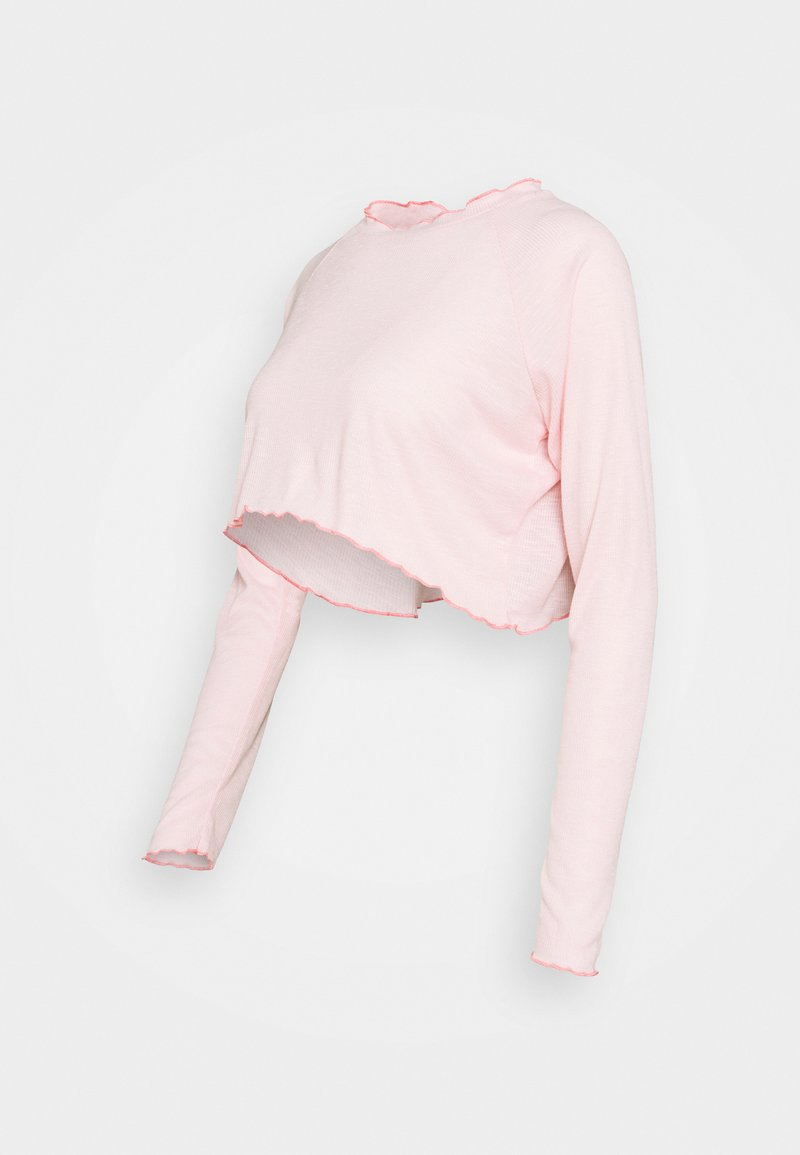 Cotton On Body - MATERNITY CROSS BACK  - Long sleeved top - pink sherbet