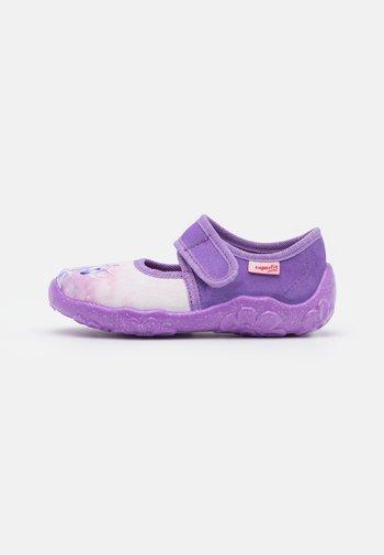 BONNY - Pantoffels - lila