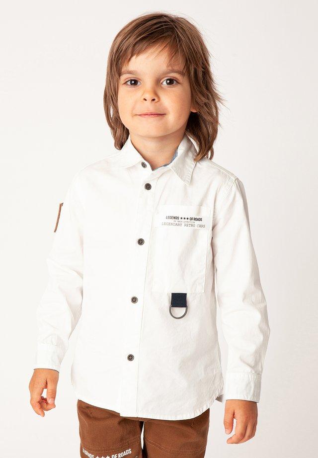 Overhemd - offwhite