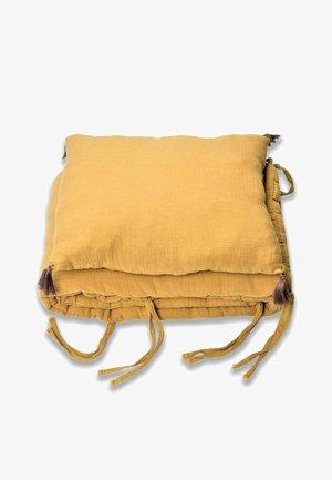 MUSLIN BUMPER SET  - Hydrofiele doek - mustard yellow