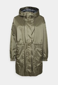 Columbia - SPLASH SIDE™ JACKET - Hardshell jacket - stone green - 4