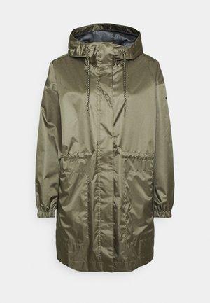 SPLASH SIDE™ JACKET - Hardshell jacket - stone green