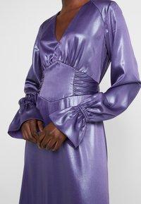 Three Floor - EXCLUSIVE DRESS - Vestido de cóctel - twilight purple/blue - 7