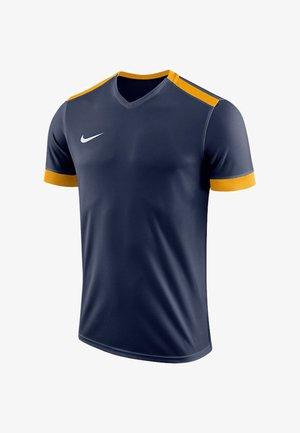 DRY PARK - Print T-shirt - blaugold