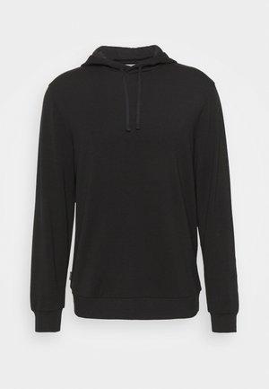 SHIFTER HOODIE - Sweatshirt - black