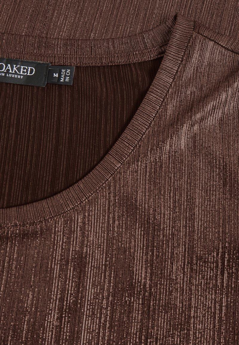 Soaked in Luxury SLMIEKO - Bluse - copper/kupfer 40yS3z