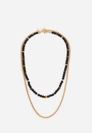 ACELLA SET - Necklace - gold-coloured