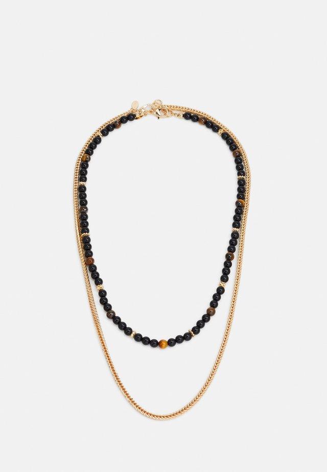 ACELLA SET - Necklace - gold-coloured