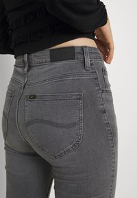 Lee - SCARLETT HIGH - Jeans Skinny - grey holly - 4