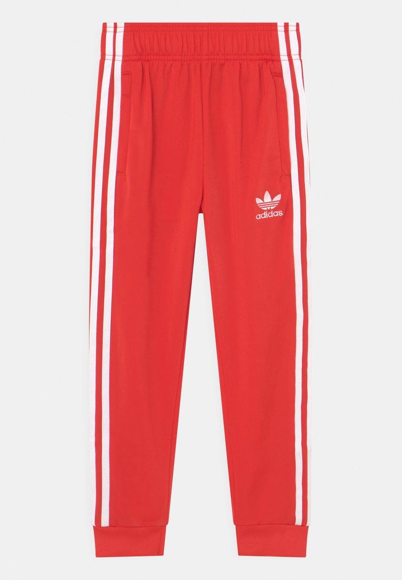adidas Originals - UNISEX - Verryttelyhousut - red/white