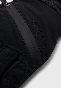 Burton - VENT GLOVES UNISEX - Handschoenen - true black - 3