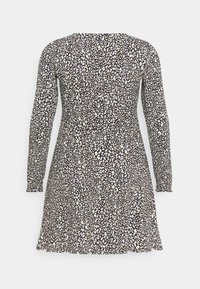 Dorothy Perkins Curve - CURVE SUSTAINABLE MINI DRESS - Sukienka z dżerseju - multi - 6