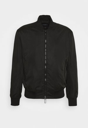 BLOUSON JACKET - Lehká bunda - black