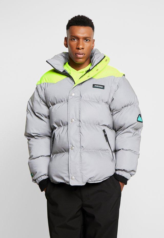 VOSTOK REFLECTIVE JACKET - Winter jacket - grey