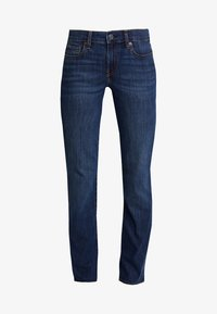 GAP - ASTOR - Jeans straight leg - dark indigo - 3