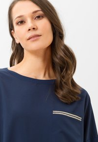 BRAX - STYLE CANDICE - Long sleeved top - blue - 3