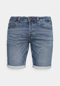 Only & Sons - ONSPLY LIFE - Denim shorts - blue denim - 3