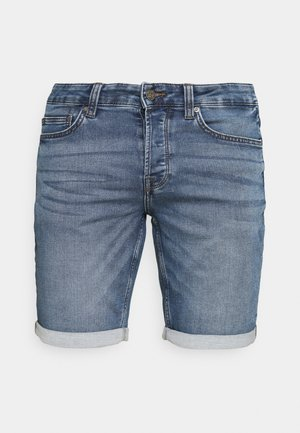 ONSPLY LIFE - Jeansshorts - blue denim