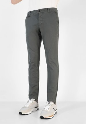 Chinos - dark green