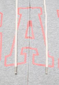 GAP - EASY - Sudadera con cremallera - grey heather - 2