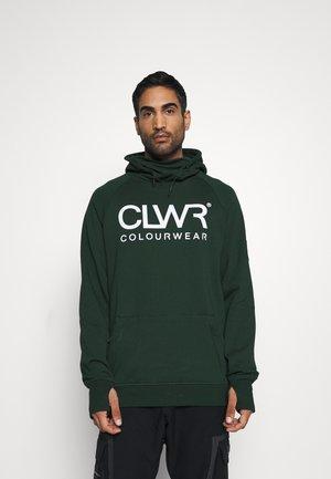 BOWL HOOD - Sweatshirt - green