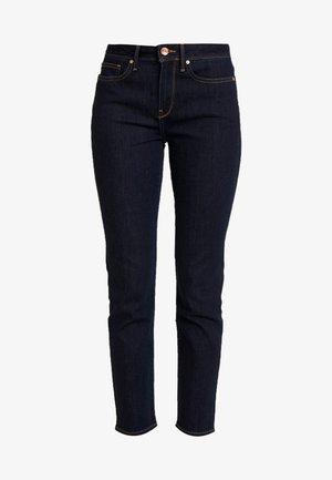 PARIS CHRISSY - Jeans slim fit - blue denim