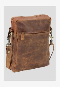 Harold's - ANTIK  - Across body bag - brown - 1
