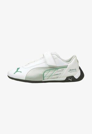 Trainers - puma white puma silver
