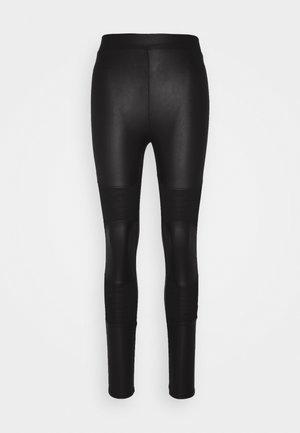 ONLMAZE - Leggings - Trousers - black