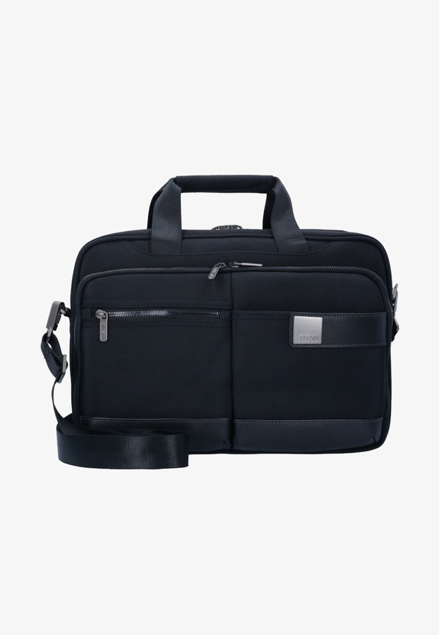 POWER PACK - Briefcase - black
