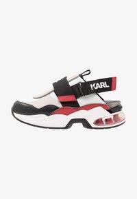 KARL LAGERFELD - SHUTTLE SLINGBACK - Tenisky - white - 1
