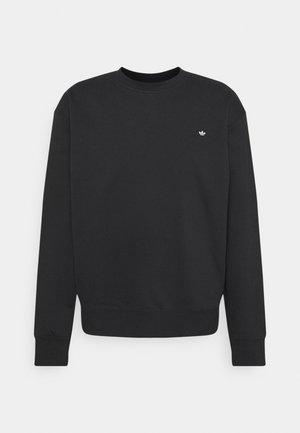 CREW UNISEX - Sweatshirt - black