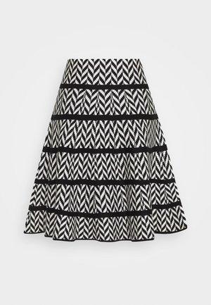 PHENIX JUPE - Áčková sukně - blanc
