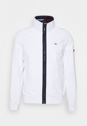 ESSENTIAL CASUAL  - Light jacket - white