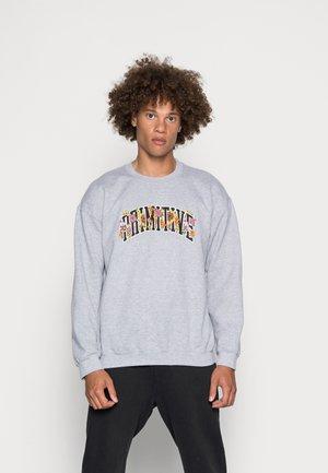 TOURNAMENT CREWNECK - Sweatshirt - heather grey