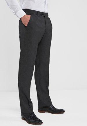 Jakkesæt bukser - dark grey