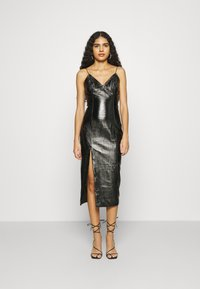 Mossman - THE PHANTOM DRESS - Robe fourreau - black - 0