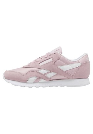 CLASSIC NYLON SHOES - Trainers - pink