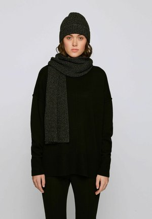 LANURA SET - Scarf - black