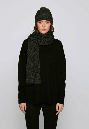 LANURA SET - Sjaal - black