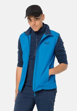 Weste - brilliant blue