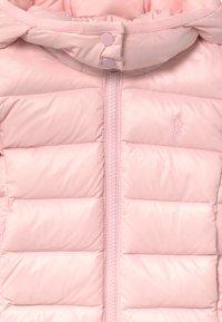 Polo Ralph Lauren - CHANNEL OUTERWEAR - Doudoune - hint of pink - 3