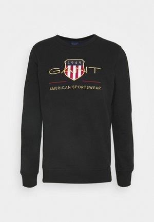 ARCHIVE SHIELD  - Sweatshirt - black