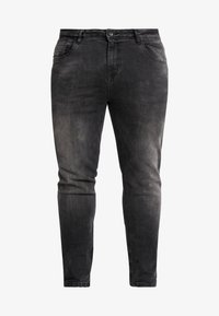 Cars Jeans - BLAST PLUS - Slim fit jeans - black used - 4