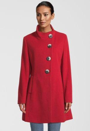 ALMARIE - Short coat - red