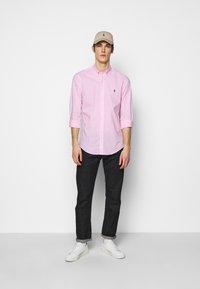 Polo Ralph Lauren - NATURAL - Shirt - pink/white - 1