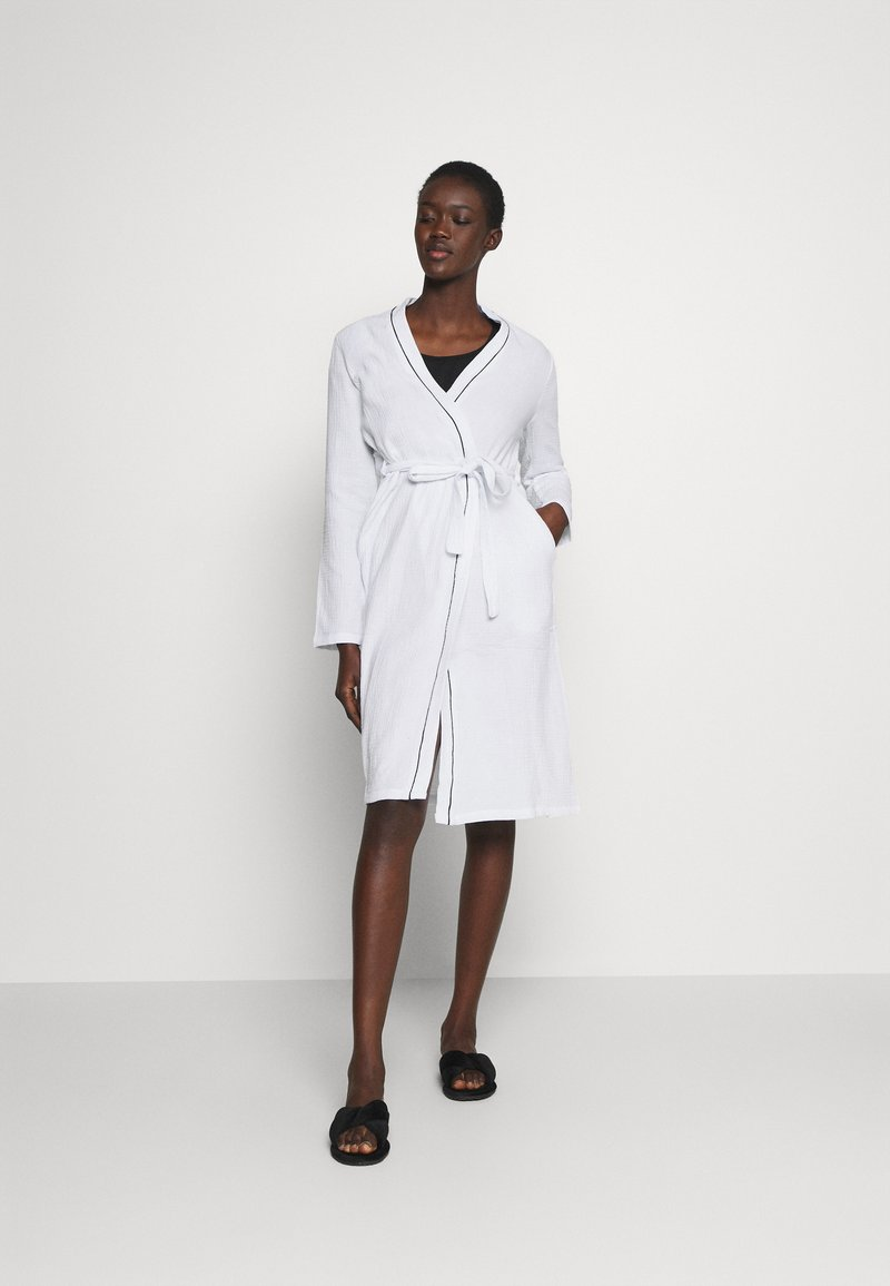 Anna Field - Dressing gown - white