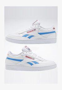 Reebok Classic - CLUB C REVENGE SHOES - Trainers - white - 1